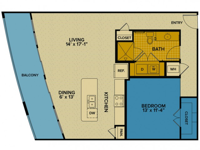 A13 Floor Plan