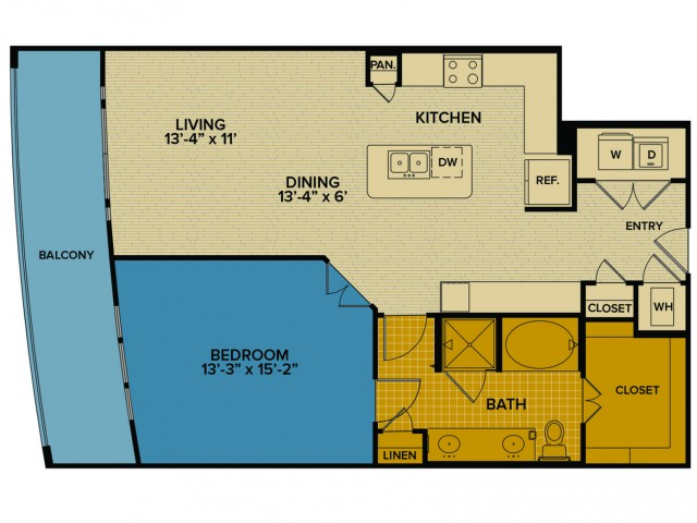 A14 Floor Plan
