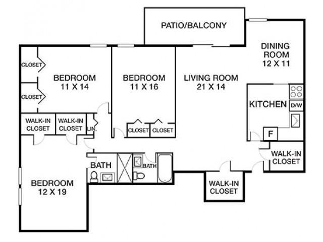The Hampton Diagram