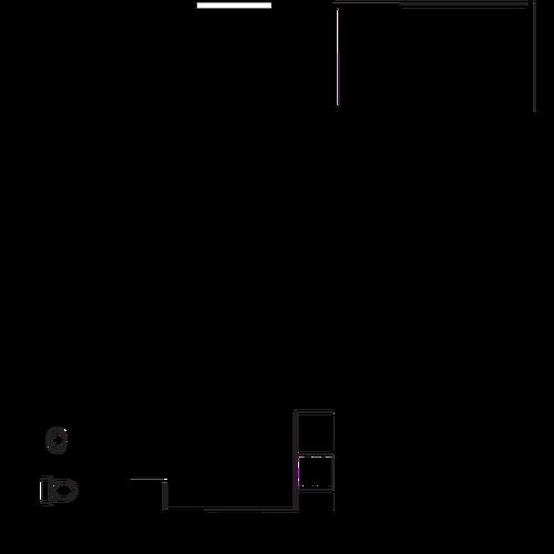 Vantage Pointe - Hawthorne Floor Plan