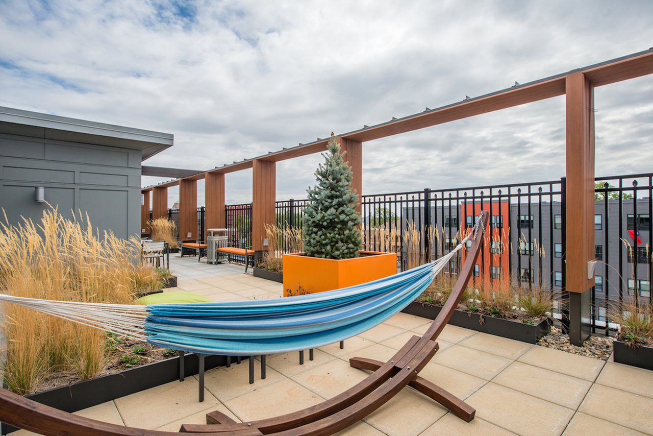 Image of Rooftop Terrace for Latitude