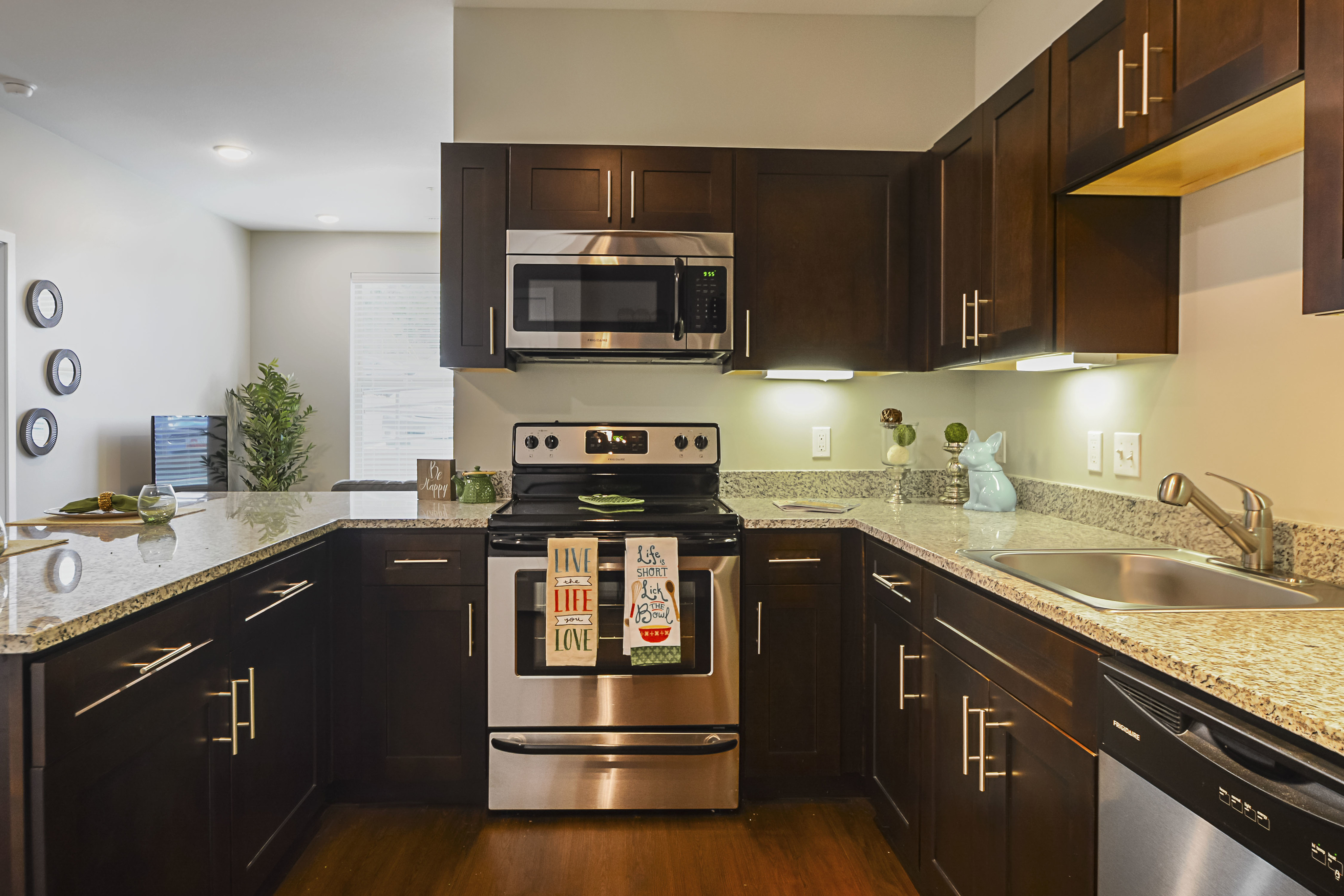 Image of Stainless Steel Appliances for Lookout on Cragmor
