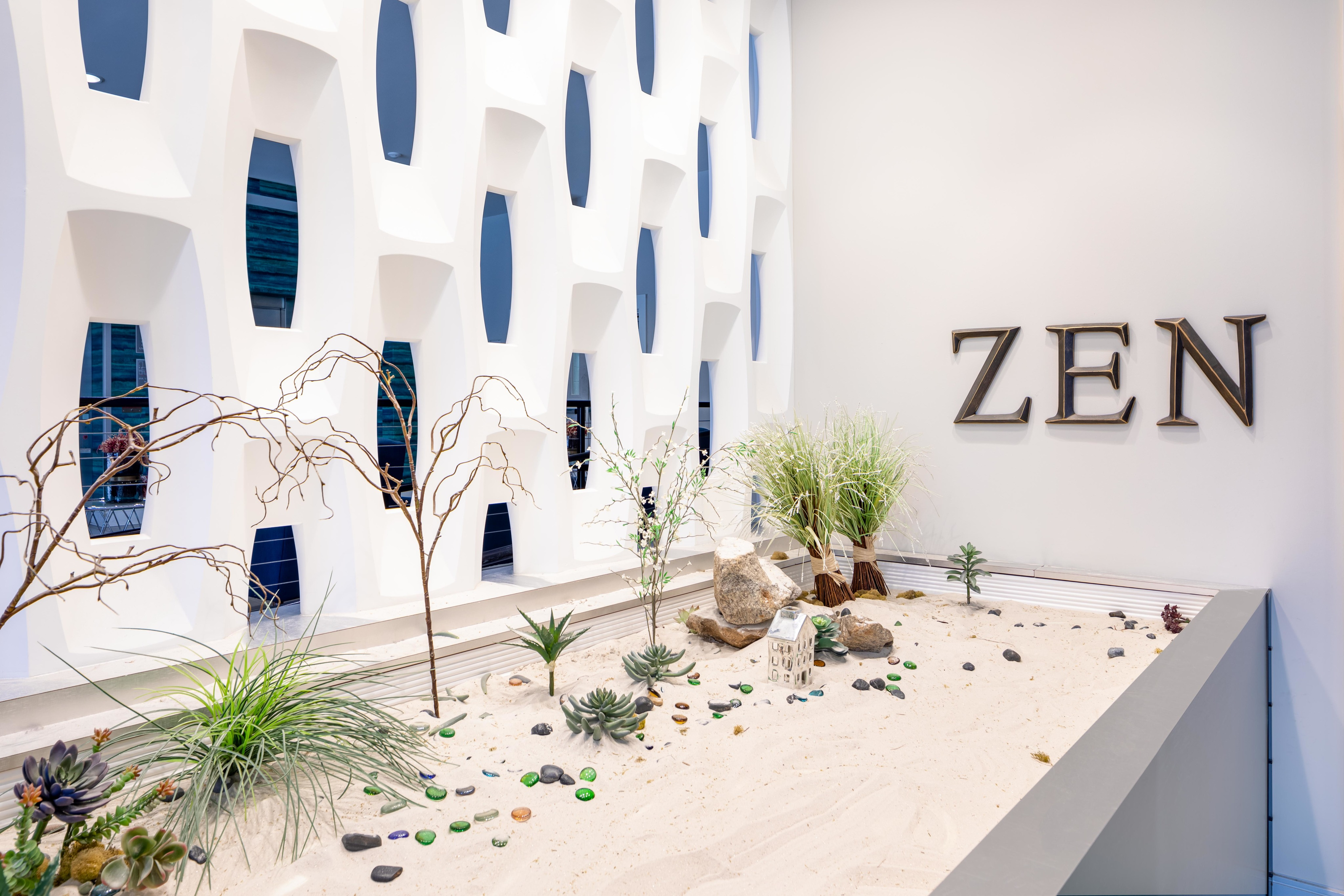 Image of Zen Garden for 200 Edgewood