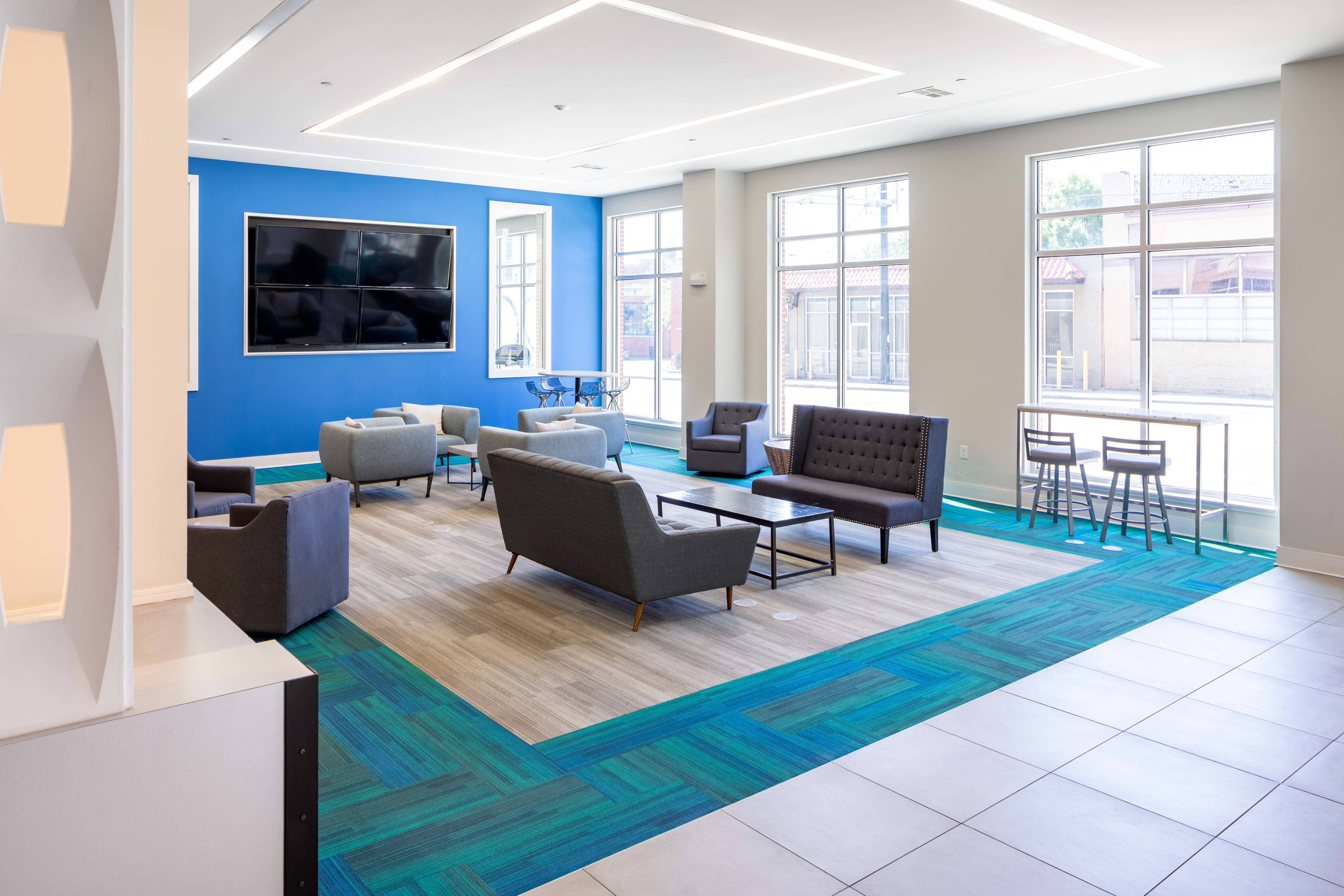 Image of Social Lounge for 200 Edgewood