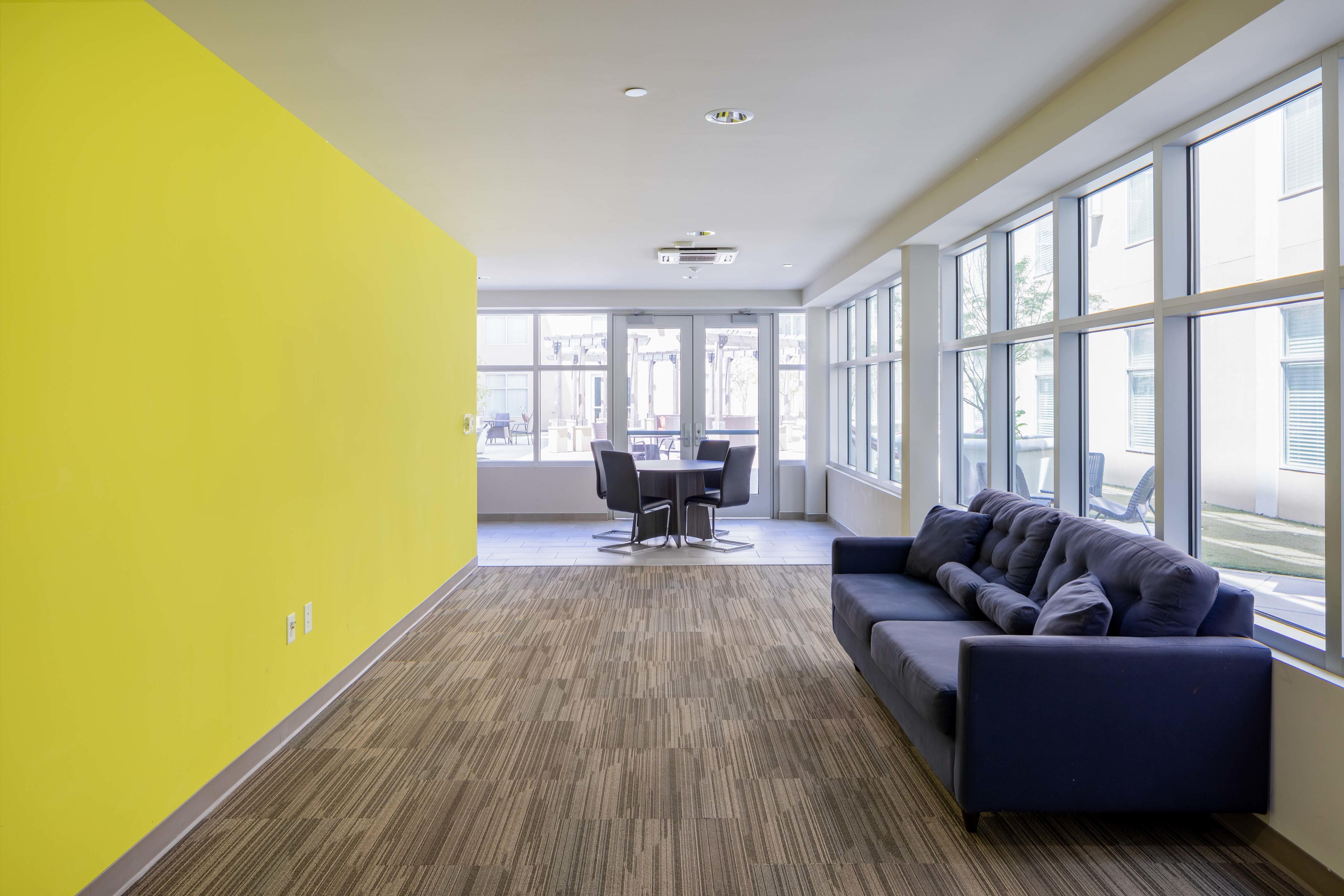 Study Room on Each Floor