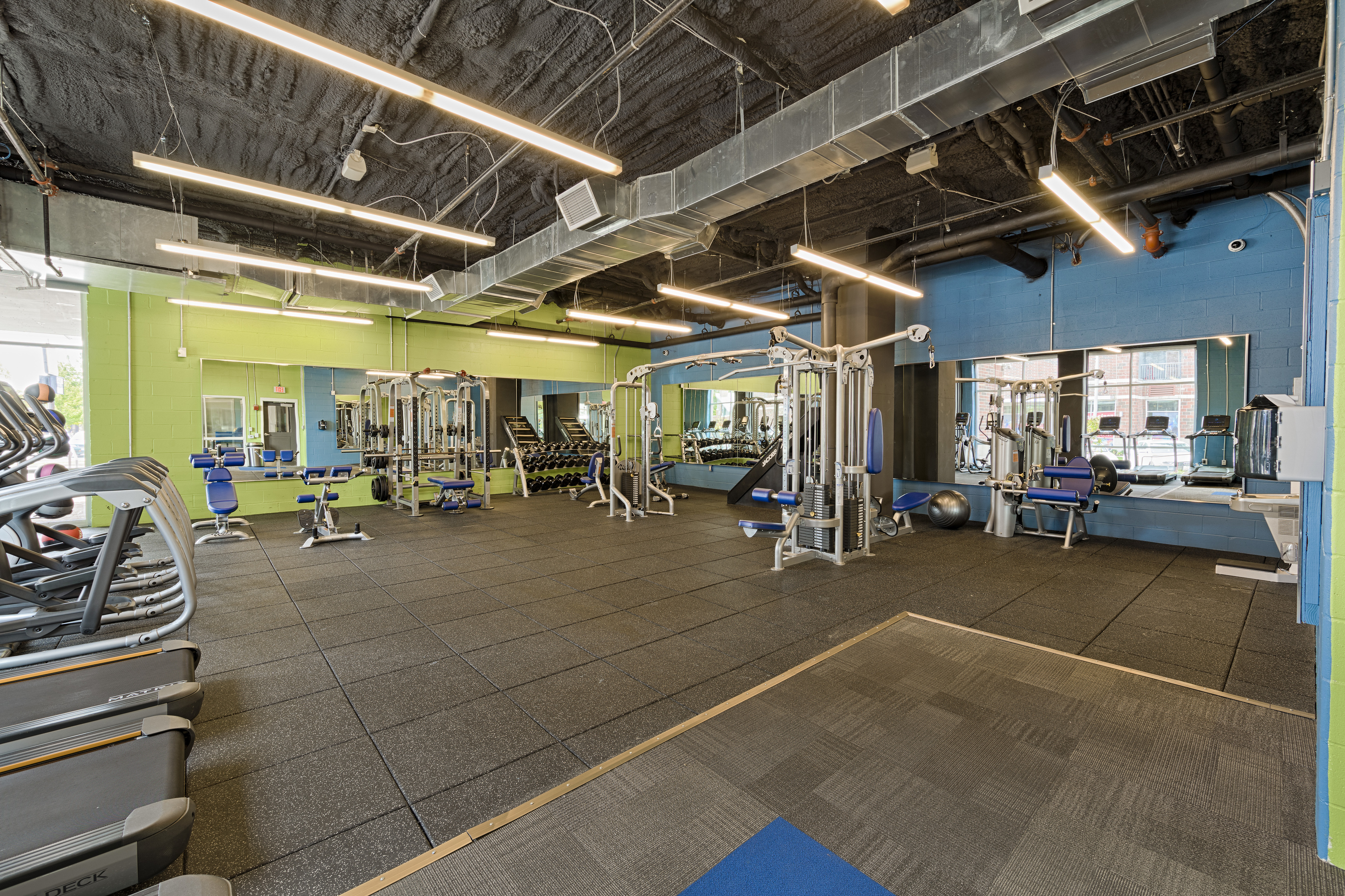 Image of 24/7 Fitness Center & Fitness On Demand for Latitude