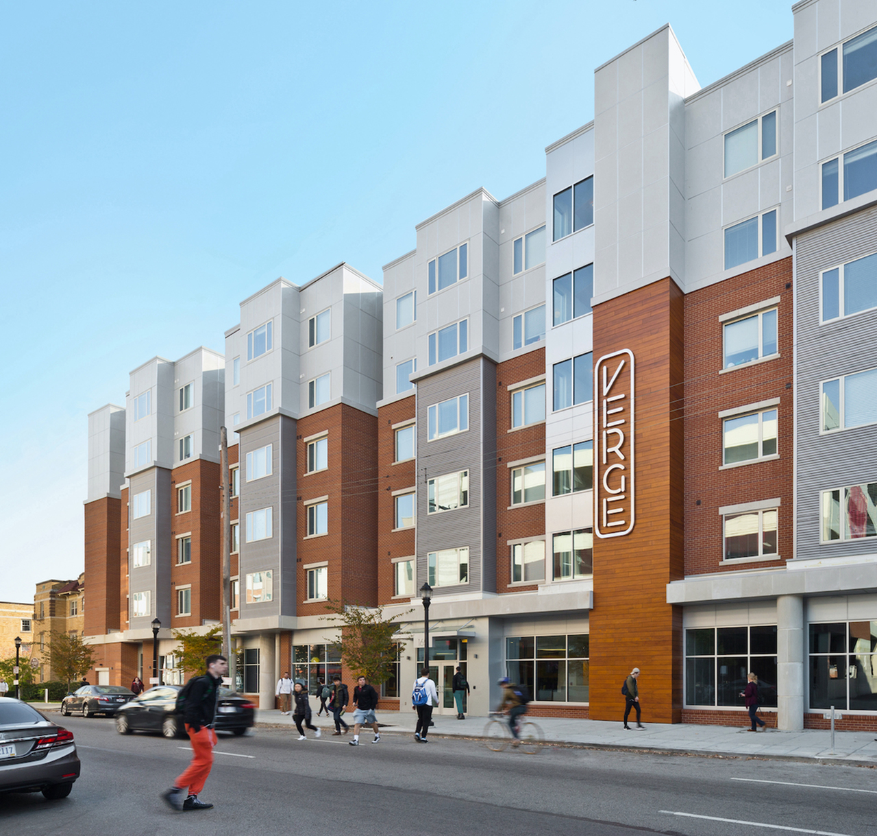 Image of Eco-Friendly LEED Gold Construction for The Verge