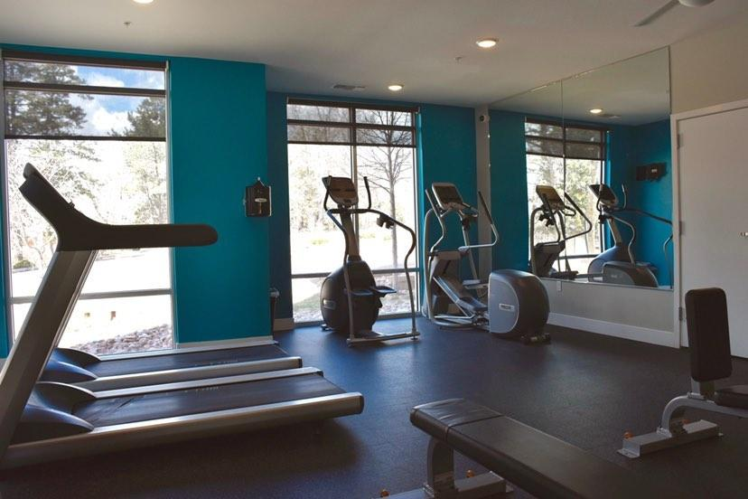 Image of 24/7 Fitness Center for Lookout on Cragmor