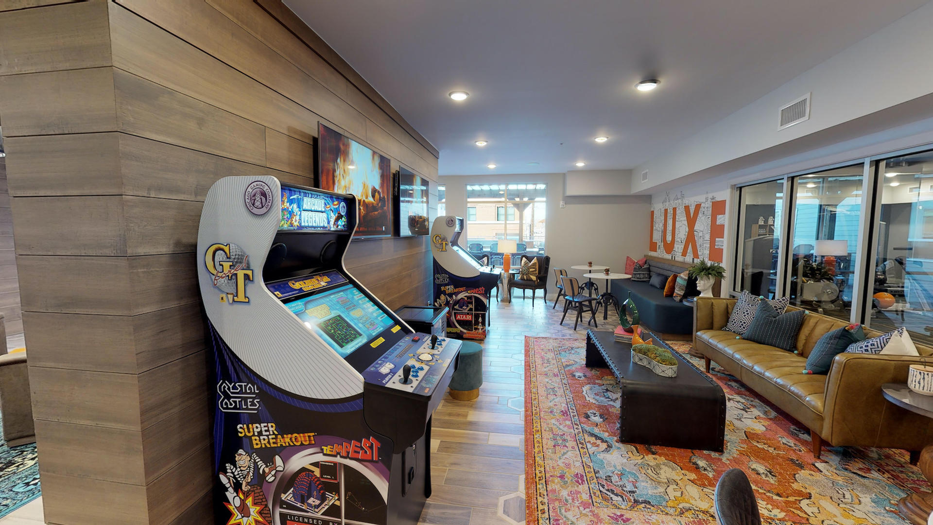 Image of Interactive Game Room for Luxe Belle- Student Living