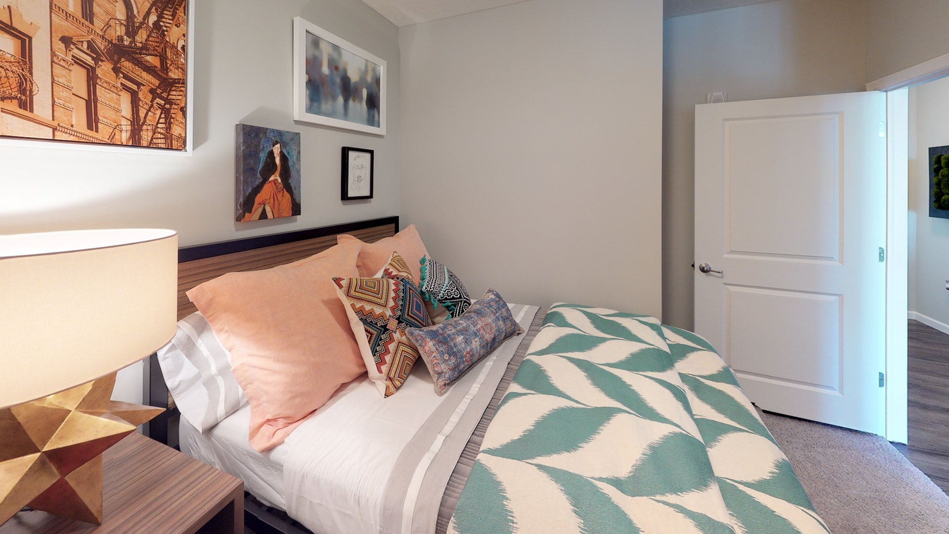 Image of Private Bedroom & Bathroom for Luxe Belle- Student Living