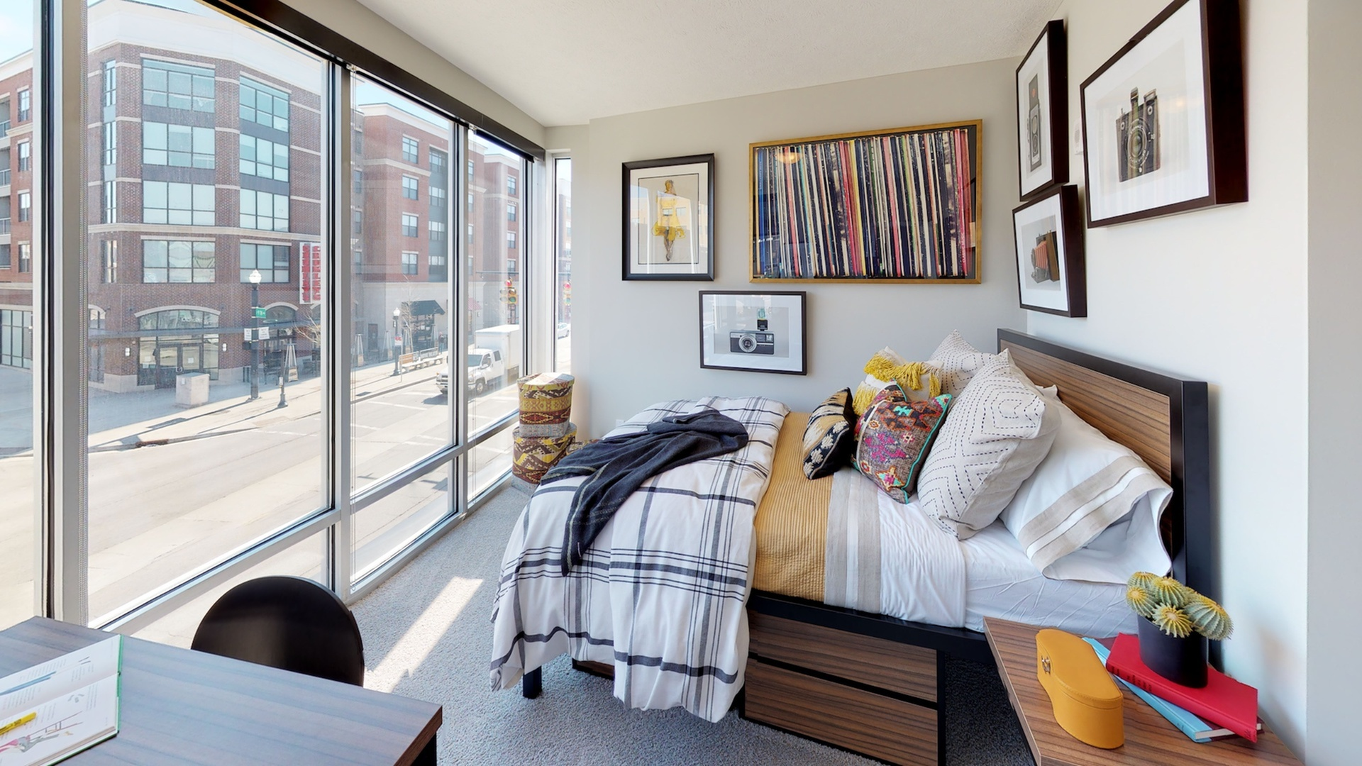 Image of Oversized Windows for Luxe Belle- Student Living