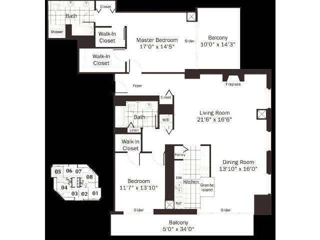 Floor Plan 23   Grand Plaza