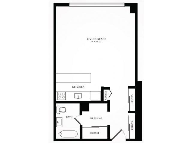 Floor Plan 6 | 1350 Lake Shore Drive