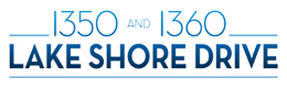 1350 Lake Shore Drive Logo
