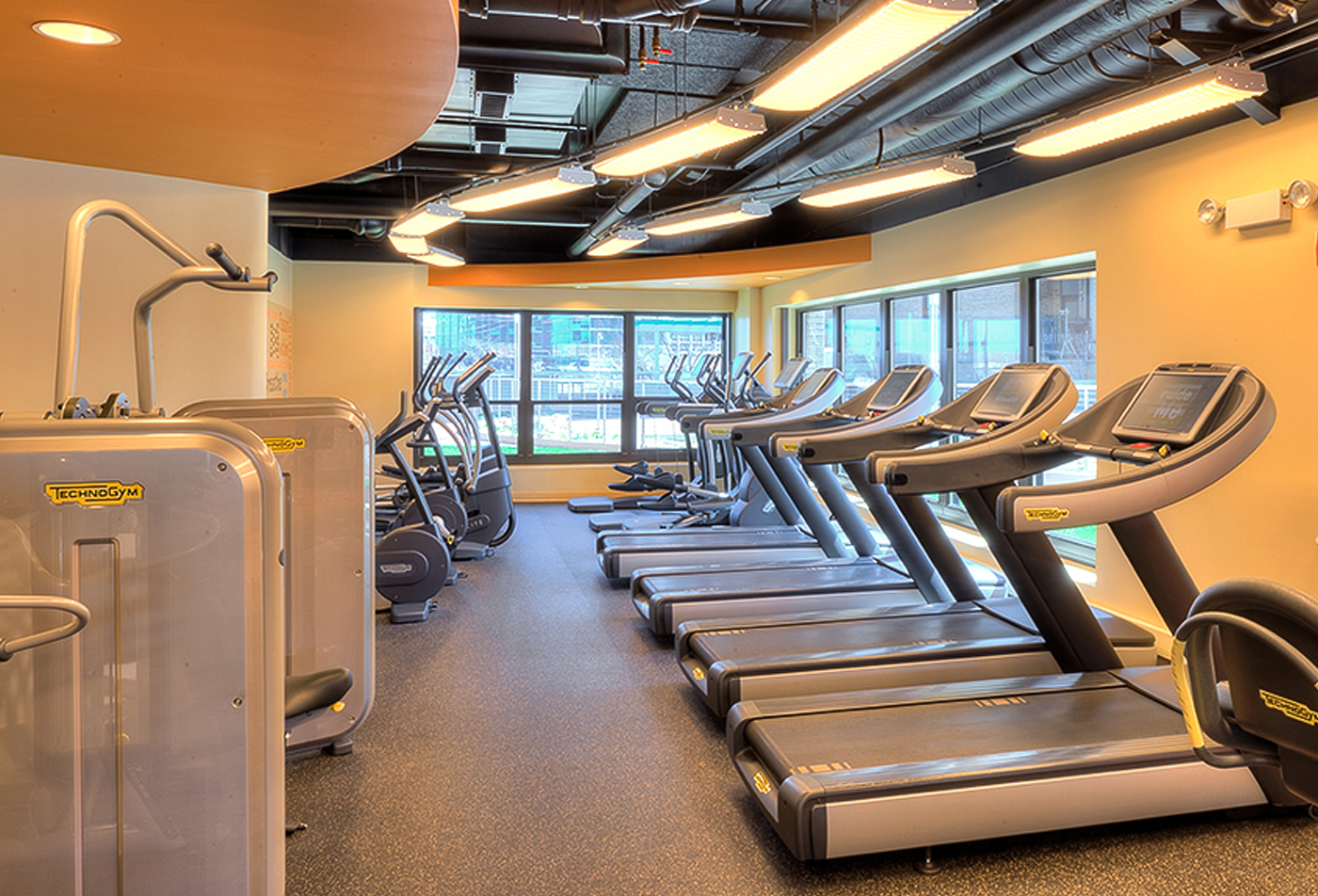 Fitness Center at 1130 South Michigan