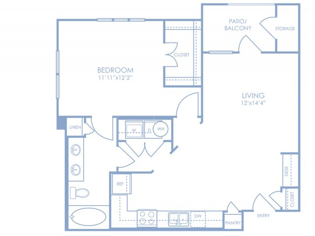 Floor Plan 4 | Sonterra Blue