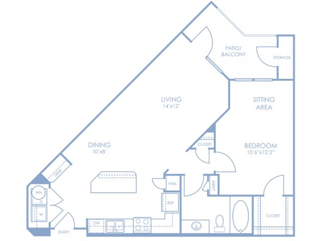 Floor Plan 5 | Sonterra Blue