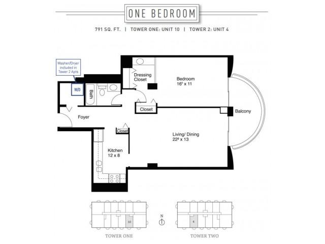 Floor Plan 4 | Wheaton Center