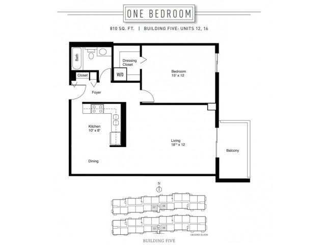 Floor Plan 5 | Wheaton Center