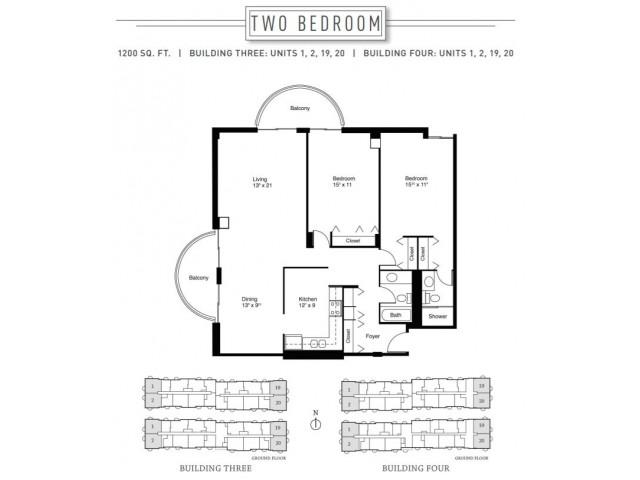 Floor Plan | Wheaton Center
