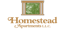 Homestead Logo | Apartments Near La Grange IL | Homestead