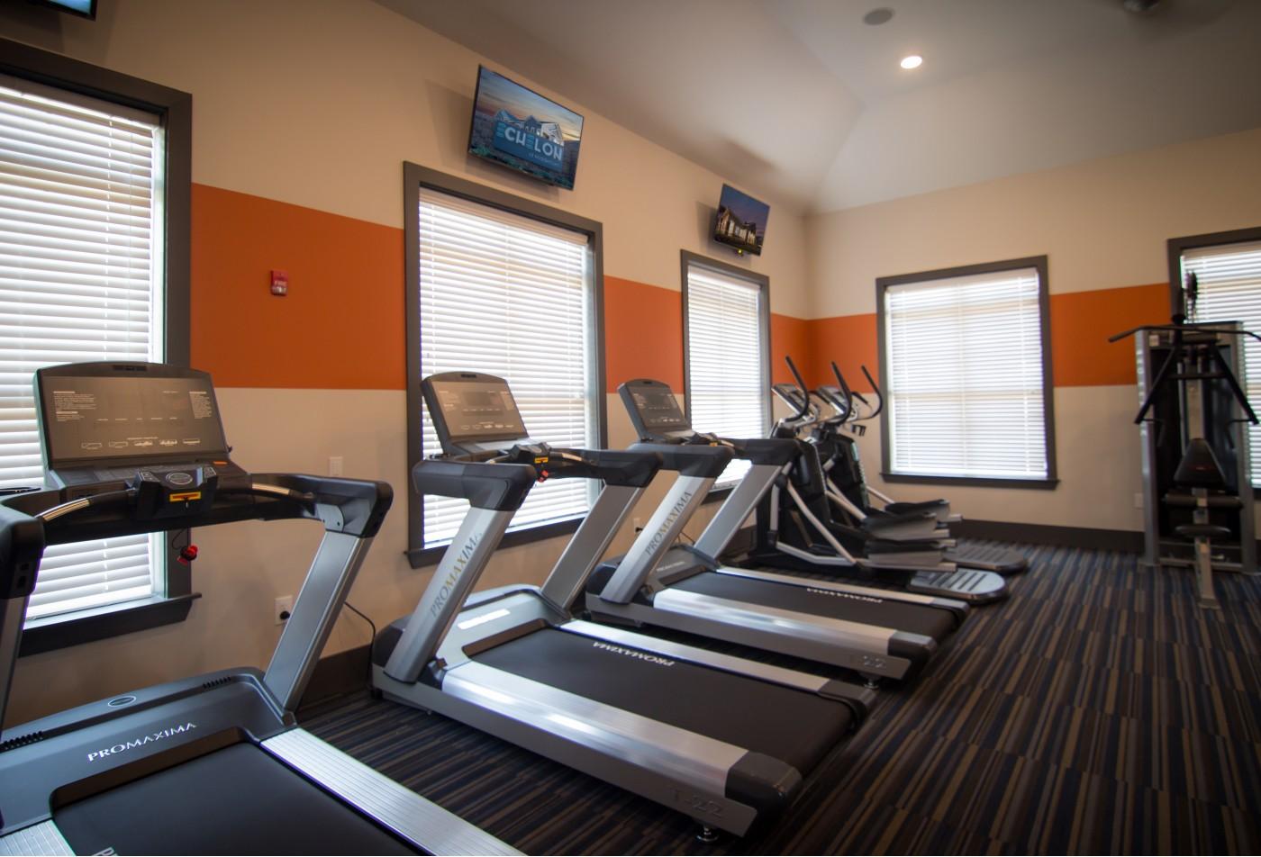 Cardio Room