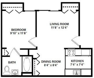 The Alexander Floor Plan