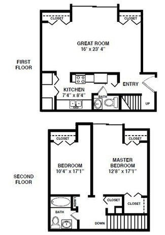 The Bexley Floor Plan