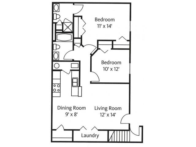 Red Pine Floor Plan