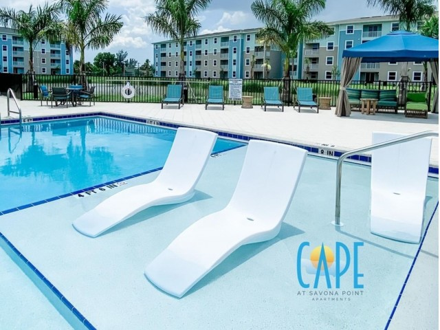 Cape at Savona Pool