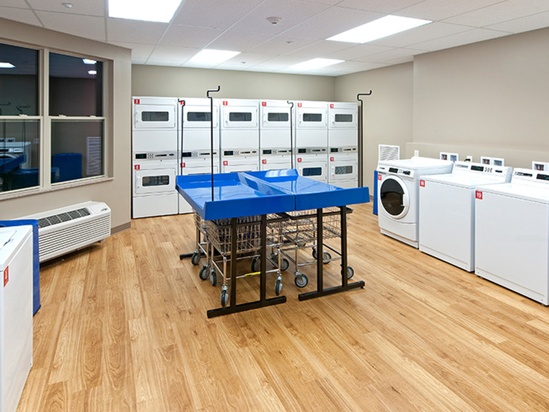 Image of Laundry Facilities for College Suites at Washington Square