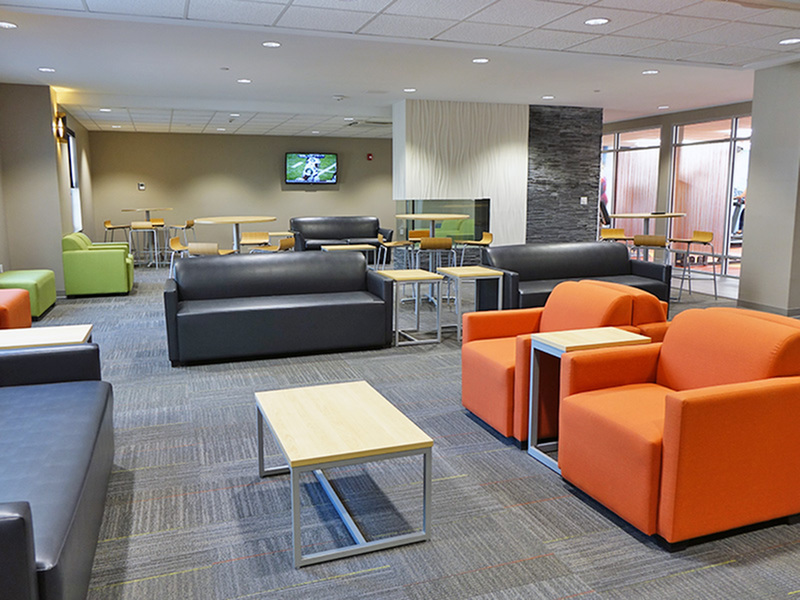 Image of TV Lounge for Fox Run at Fulton