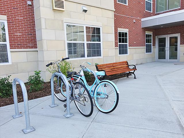 Image of Bike Racks for Fox Run at Fulton
