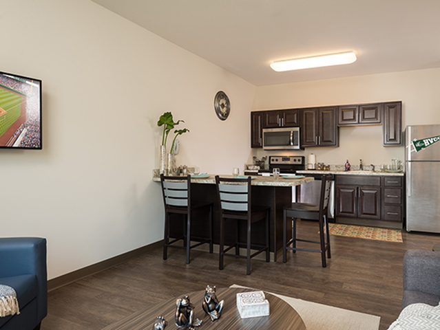 Image of Fully Furnished for College Suites at Hudson Valley