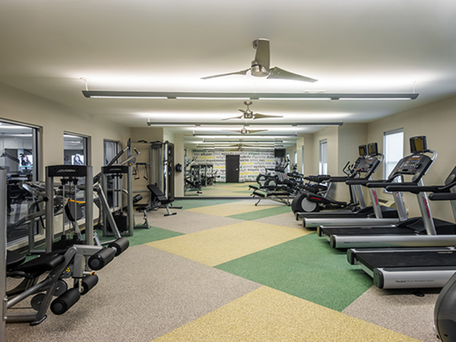 Image of Fitness Center for College Suites at Hudson Valley