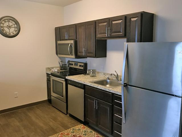 Image of Dishwasher for College Suites at Hudson Valley