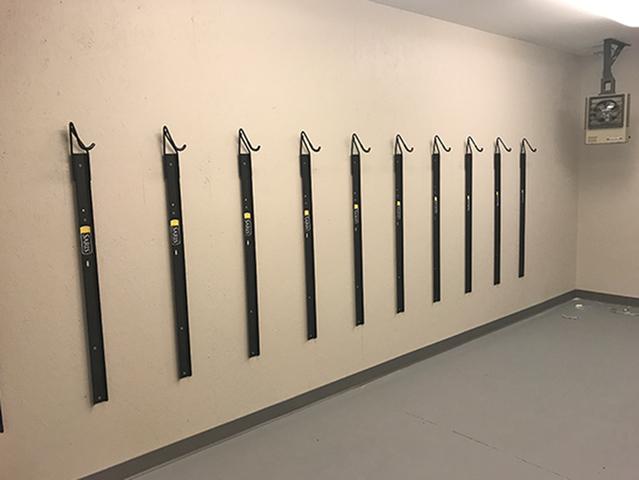 Image of Bike Storage Room for College Suites at Hudson Valley
