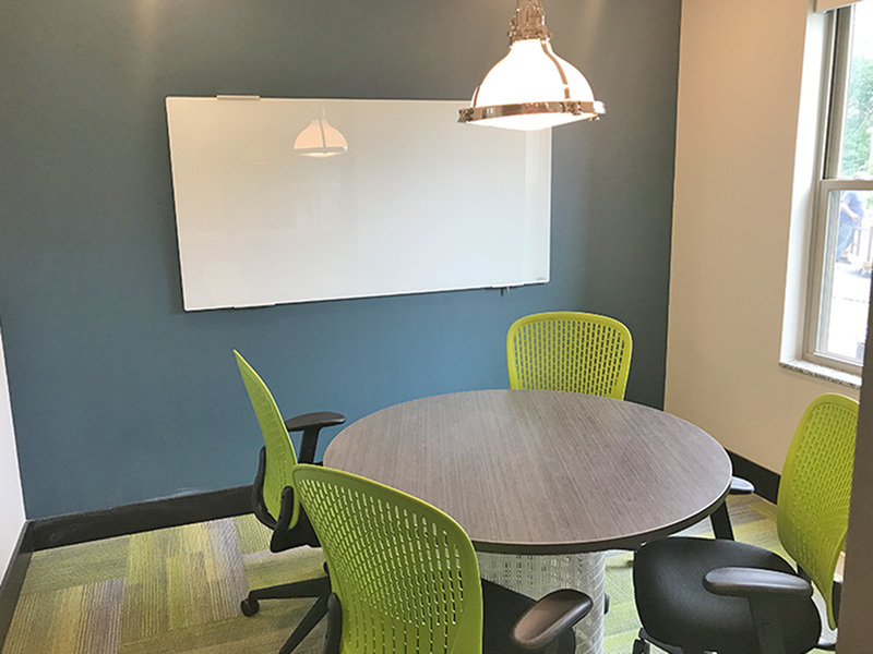 Image of 24 Hour Group Study Areas for College Suites at Hudson Valley