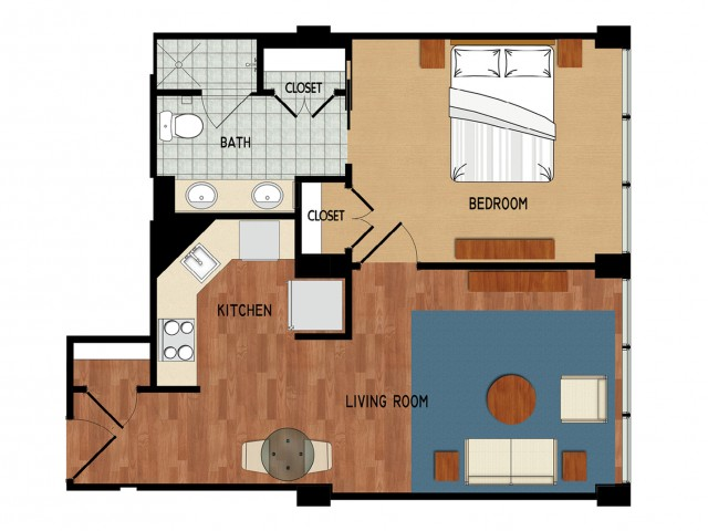 Campo Felice Fort Myers FL | Palm floorplan