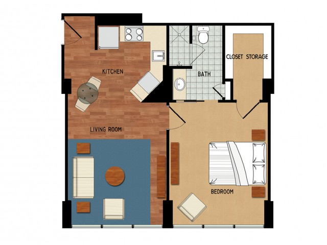 Campo Felice Fort Myers FL | Whitney floorplan