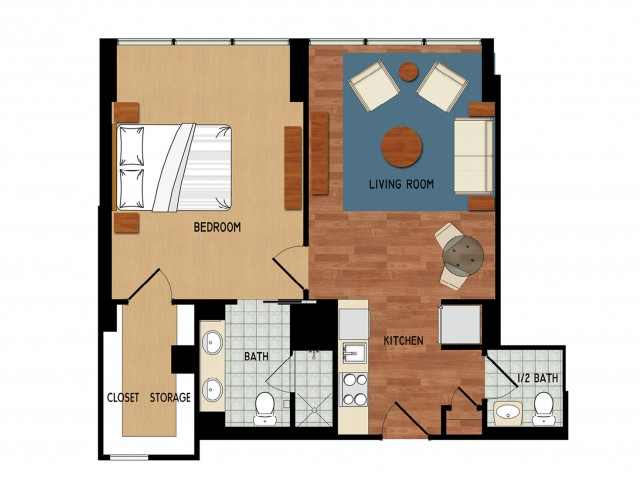 Campo Felice Fort Myers FL | Chatham floorplan
