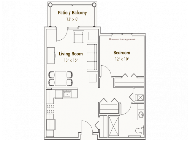Hearthstone Village Quincy Floorplan