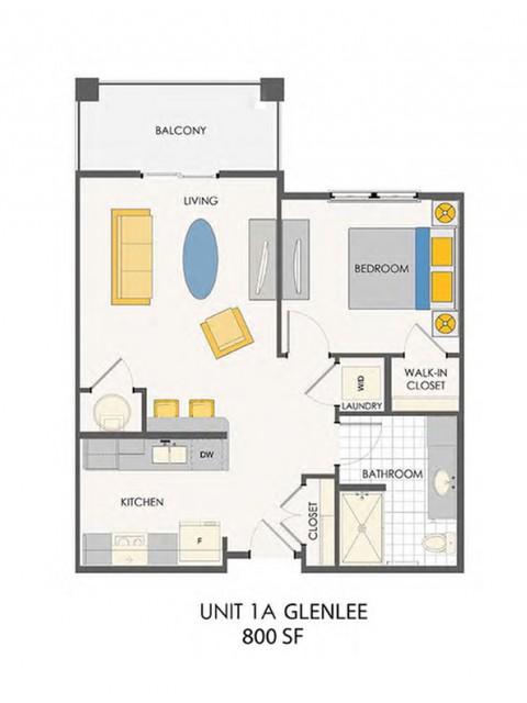The Sovana at Stuart | Glenlee floorplan
