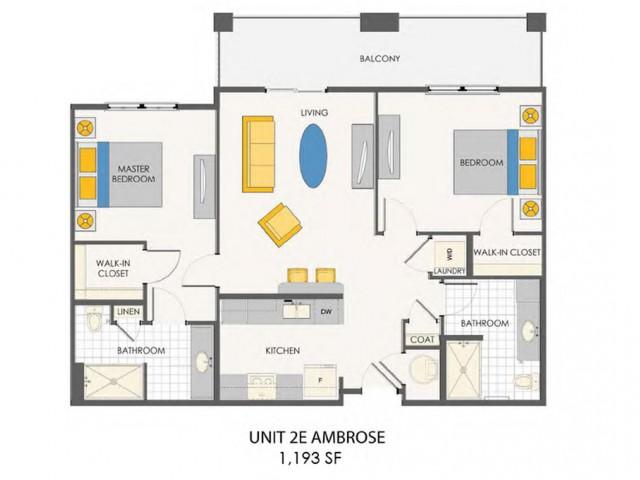 Sovana at Stuart | Ambrose floor plan