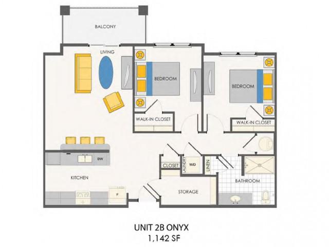 Sovana at Stuart | Onyx floor plan