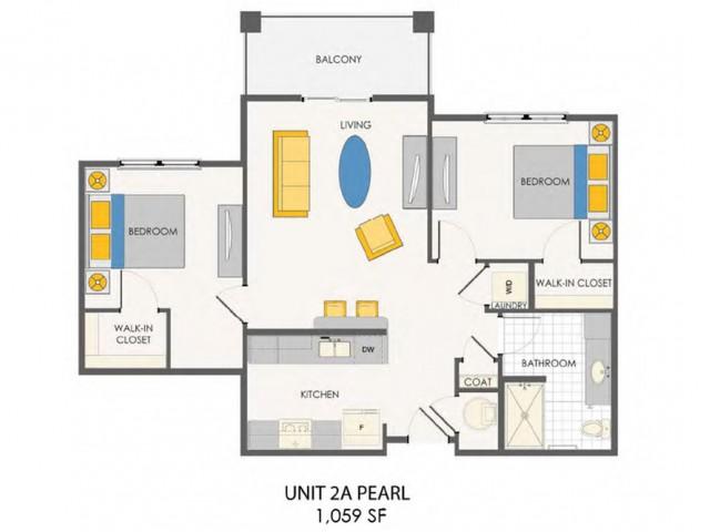 Sovana at Stuart | Pearl floor plan