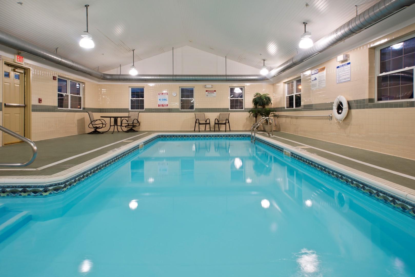 Hearthstone Village indoor pool