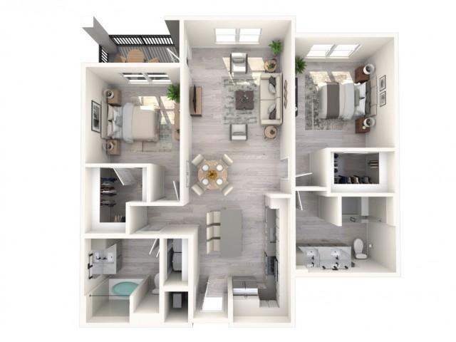 Sycamore floor plan