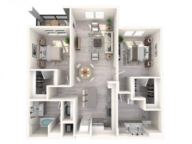 Red Bay floor plan