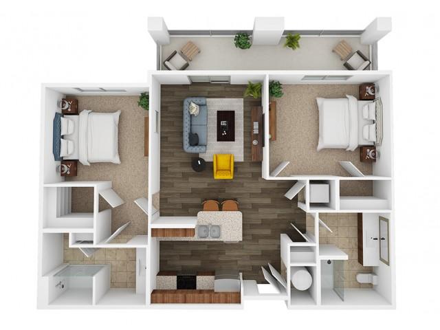 ambrose 3d floor plan